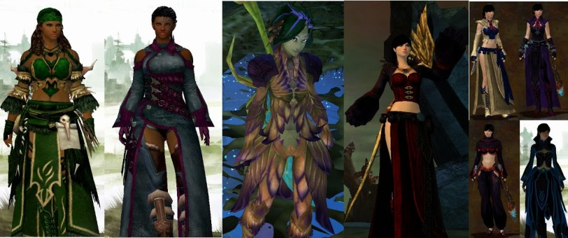 guild wars 2 fashion